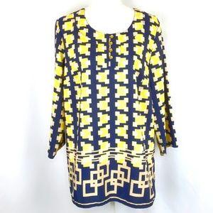 Sag Harbor Womens Tunic Top Size L/XL #P11
